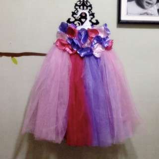 Formal Gown fit for 2-3 y.o.