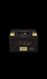 Intact Battery LI-03 lithium