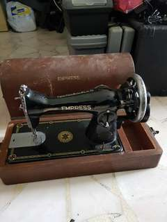 Empress Sewing Machine
