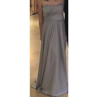 Gray Formal Gown