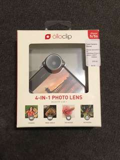 4-in-1 photo lens ōlloclip
