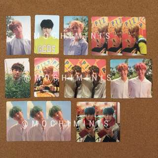 BTS LOVE YOURSELF HER ALBUM PHOTOCARD