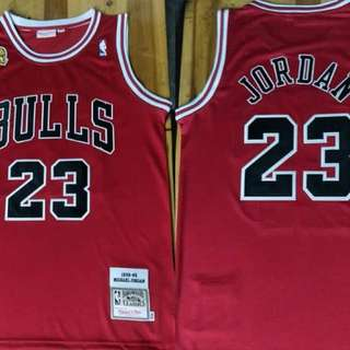 Michael Jordan Retro Jerseys
