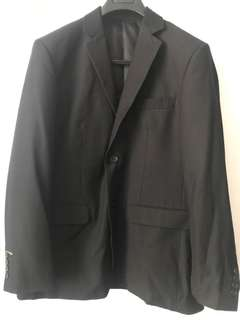 Dansen black coat