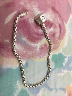 Authentic Chamilia Bracelet 18cm