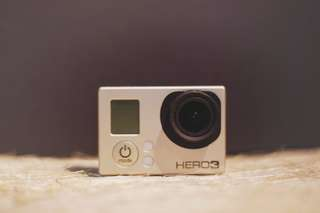 Value Pack GoPro Hero 3 Black  with FREEEE accessories