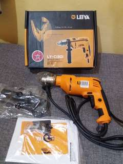 Brand New Leiya Impact Drill (LY-C1301) - Repriced