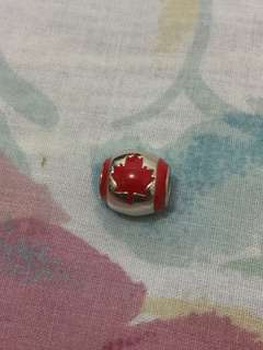 Authentic Chamilia Canada Bead/Charm