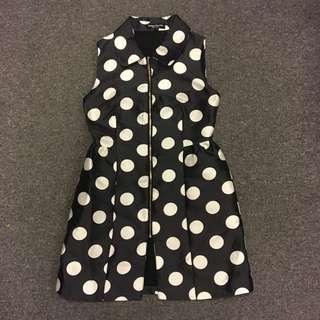 PolkaDot Mod Dress