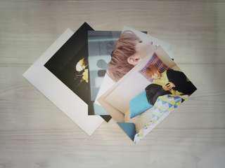 SEVENTEEN Jeonghan Director's Cut Postcard