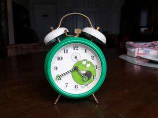 Authentic Vintage German Alarm Clock