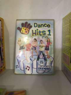 Hi-5 DVDs