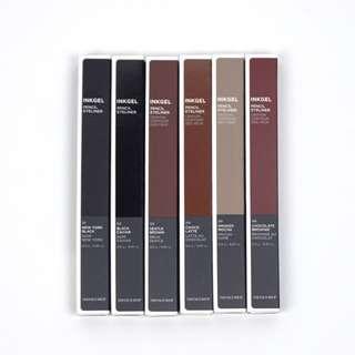 [BN] The Face Shop - Inkgel Pencil Eyeliner (01 New York Black)