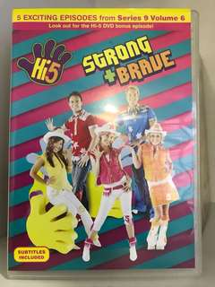Hi-5 DVD S9- Vol. 6