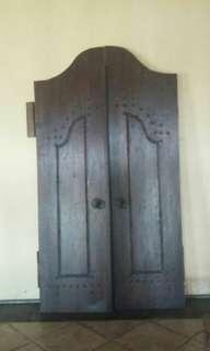 pintu gebyok