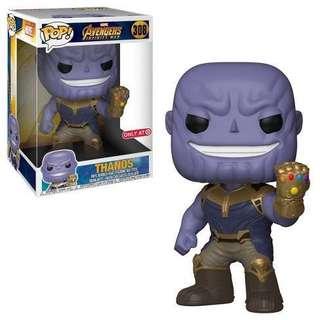 FUNKO POP! Marvel: Avengers Infinity War - 10 Inch Thanos Infinity War Avengers