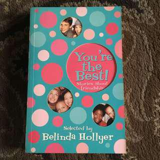 You're The Best selected by Belinda Hollyer