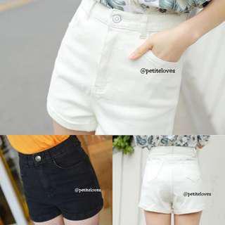 Mandya HW Shorts