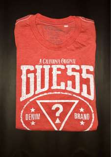 Guess Jeans tshirt (auth)