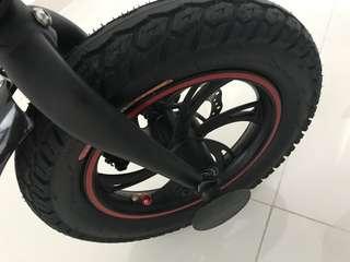Dyu / fiido (CST fatter tyre rhino king  🦏 12  inch