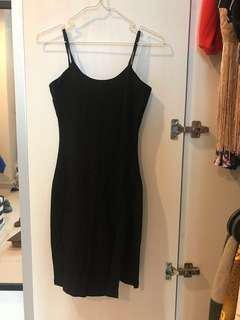 BNWOT black dress #fashion75