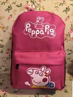 Peppa Pig Backpack (Blue / Red)