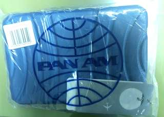(NEW)PAN AM 旅行收納盒 travel case