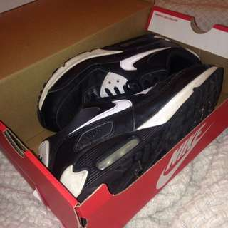 Airmax 90 Black/white