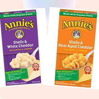 Annie's Cheese Shells