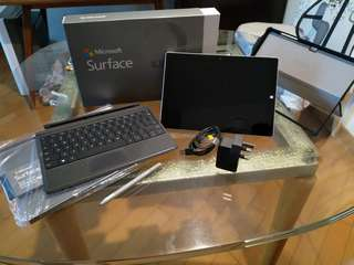 Brand-new *refurbished* 全新官方翻新 Surface 3 4G/128G