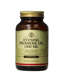 SOLGAR Evening Primrose Oil 1300mg 60 softgels