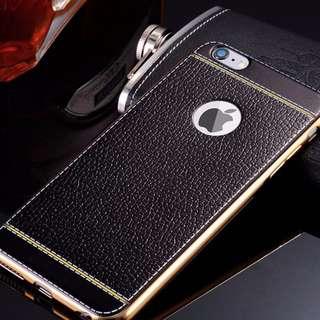 🌼C-1167 Litchi Leather Textured Case🌼