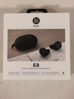 🚚 B&O Play E8 (Black)