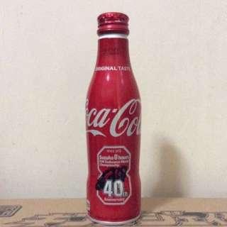 可口可樂 CocaCola 日本限定電單車耐力賽紀念版鋁樽