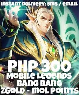 Mobile Legends P300