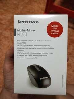 Lenovo wireless mouse