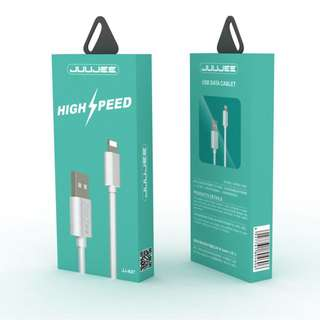 🌼C-1168 Fast-Charging Data Cable Lightning/Micro USB🌼