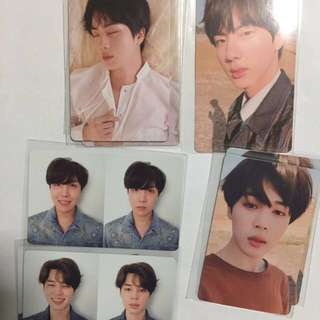 [WTT/WTS] BTS TEAR PHOTOCARDS TRADES TO BTS JUNGKOOK