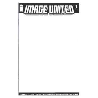 Image United #1 Blank Cover