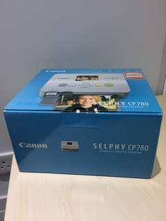 Canon SELPHY CP780 Printer 相片打印機