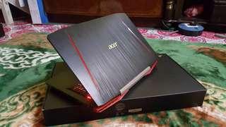 Acer VX15 i7 Nvidia GTX1050 Ti Gaming