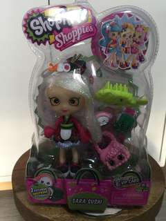 Shopkins Shoppies Sara Sushi