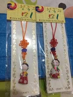 🚚 韓國娃娃吊飾
