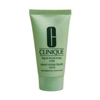 Clinique Liquid Facial Soap Mild 30ml (Sample size)