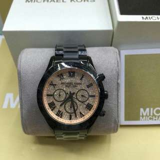MK AUTHENTIC BLACK WITH STONE