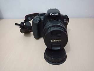 Kamera DSLR Canon EOS 1300D 18-55mm Kit