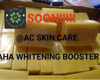 NEGOSYO PACKAGE (WHITENING SOAP)