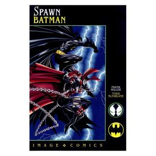 Spawn/Batman #1