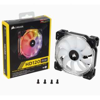 Corsair HD120 RGB Single