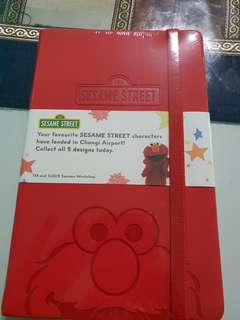 Elmo notebook